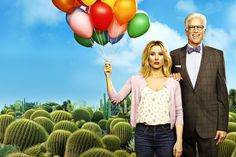 if you enjoy The Good Place just as much as we do (or if you're simply looking for a funny, twisty read!), then here are 4 books that are guaranteed to appeal to any fan of the show: