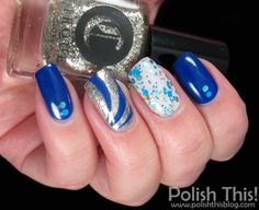 Polish This!: Cirque Mirror Mirror, NYFW and 8 Crazy Nights Skittlette