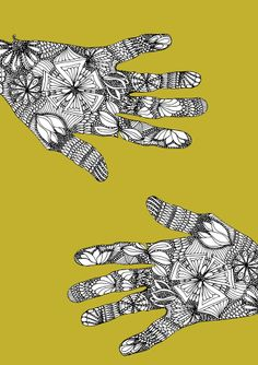 Patternmash Project, Hands, Frances Boyd