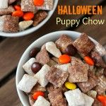 Recipes for all types of puppy chow!  I'm intrigued by the PB puppy chow recipe :)