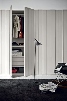 Amore 101 - Fitted Bedroom Furniture | Wardrobes UK | Lawrence Walsh Furniture