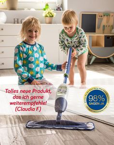 Tolles neues Produkt, das ich gerne weiterempfehle! (Claudia F)  #hygiene #allergien Chair, Grinding Machine, Allergies, Housekeeping, Amazing, Recliner, Chairs