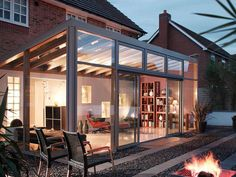 Atlas - Contemporary Conservatory Designs
