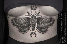 Moth/Moons byDaniel Meyer