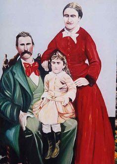 Facteur Cheval en famille
