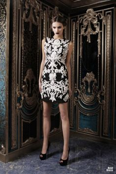 Rami Kadi HOUTE COUTURE SPRING/SUMMER 2013 Rami Kadi High Fashion Haute Couture glamour featured fashion
