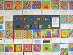 fraction mosaic - Google Search