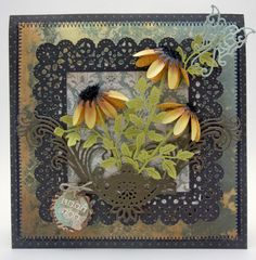Flowers in my Spare Time - Created by Lori Williams of Pinkcloud Scrappers