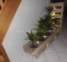 Sans titre 600x550 Pallet vegetal furniture in pallet home decor pallet living room  with pallet plant stand pallet light