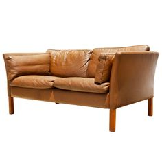 Leather Sofa by Stouby of Denmark