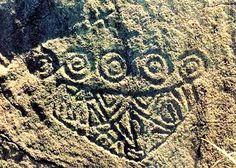 : CULTURA MARAJOARA: O Arte rupestre