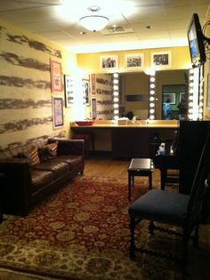 Nashville, TN (Grand Ole Opry dressing room) 2011