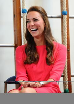 Kate Middleton Visits an M-PACT Plus Counselling Programme - July 1, 2014
