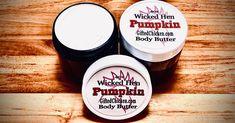 Body Butter, Pumpkin Fabric Pumpkins, Fall Pumpkins, Body Butter, Shea Butter, Beer Soap, Beard Balm, Natural Oils, Allergies, The Balm