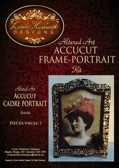 ACCUCUT Frame Portrait FRAME Kit - Order- #38759-69157