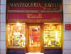 "Can Ravell It all began in 1929 with a little shop of groceries. Nowadays, Can Ravell is a charcuterie and a shop with delicatessen products of all around the world. ""You literally go through the kitchen"" to the dining room at this ""magnificent gourmet shop"" in the Eixample offering ""a great introduction to the tastes of España"" with its ""delicious"" Catalan-Med fare; though ""not fancy"", it's still ""worth"" a visit. http://www.ravell.com/"