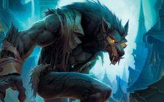The Origins of Werewolves - Raynfall