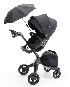 Stokke's most, lightweight stroller. Sturdy & easy to push, it is ideal for travel, navigating city streets & public transit. Easy to fold. Buy Online.
