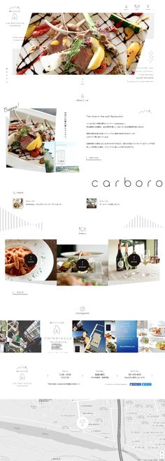 アイコンがかわいい Wedding Website Design, Simple Website Design, Website Layout, Web Layout, Food Web Design, Creative Web Design, Web Design Tips, Page Design, Site Vitrine