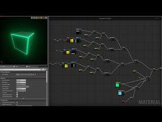 Tron Glow tutorial - Unreal 4 - YouTube