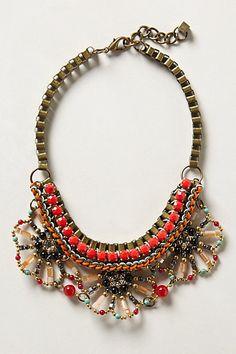 Vivant Necklace #anthropologie