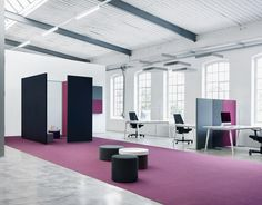Space dividers | Partitions-Space dividers | CAS Rooms | Carpet ... Check it out on Architonic