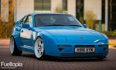 Porsche 944, Porsche Carrera Gt, Porsche Cars, Vintage Porsche, Vintage Cars, Day Van, Sexy Cars, Sport Cars, Cool Cars