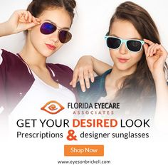 daf0c502958 Looking for the best deals on glasses in Brickell. Visit Florida Eye Care  Associates optical