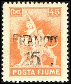 Fiume 62 Stamp Revolution Surcharged $3.50 at Blue Moon Philatelic Stamp Store (http://www.bmastamps2.com/stamps/europe/fiume/fiume-62-stamp-revolution-surcharged-eu-fu-62-2/)