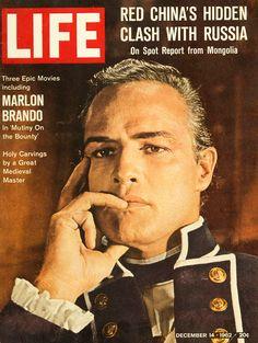 Marlon Brando...1962