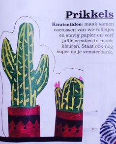 Knutsel cactus