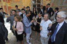 Presentazione Osservatorio AUB - CCIAA e confronto con alcune eccellenze imprenditoriali - 11 luglio 2012 presso Cantine Ferrari