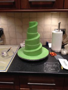 Road of Life to _____ spiral cake