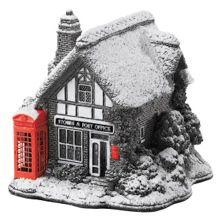 Red Splash Post Office by Lilliput Lane