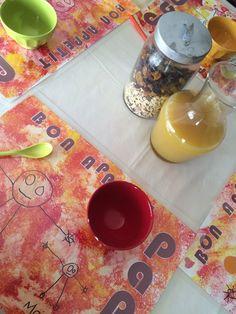 Set de table pour papa