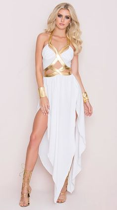 Yandy Ethereal Greek Goddess Costume, sexy greek goddess costume - Yandy.com