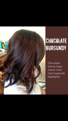 Hair Color Chocolate Faces 70 Best Ideas - All About Hairstyles Hair Color And Cut, Cool Hair Color, Brown Hair Colors, Butter Blonde, Mahogany Hair, Mahogany Color, Non Blondes, Hair Highlights, Color Highlights