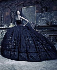 Dolce & Gabbana by Paolo Roversi for Vogue Italia