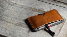 Original Card Case - Slim Case for Cash and Cards – HARDGRAFT