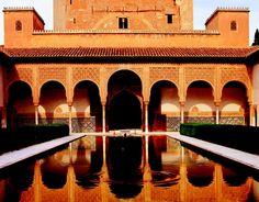 Fontaines des jardins andalous #RogerGallet #Tonifiant #Invigorating