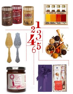 (The Tasty Gift Guide) for the host