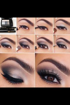 Beautiful eye make-up    Where to buy Real Techniques brushes makeup -$10 http://youtu.be/GN4old3cbs4   #realtechniques #realtechniquesbrushes #makeup #makeupbrushes #makeupartist #makeupeye #eyemakeup #makeupeyes