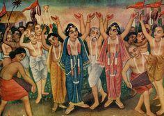 Lord Chaitanya's Moon is Rising
