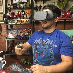 Live in 5! @petesbasement on #Periscope #vr #comics #ama #fantasticbeastsandwheretofindthem #legendsoftomorrow #flash #arrow #AgentsofSHIELD #supergirl #googledaydream #daydream #virtualreality