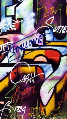 Graffiti háttérkép - Graffiti background -  iPhone 6 ©iSzerelés www.iszereles.hu