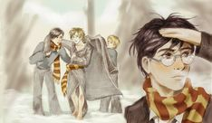 Marauders: After the full moon by ~Linnpuzzle