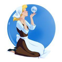 Cinderella #cinderella #disneyprincess #disney #disneycinderella #fanart #disneyfanart #fairytale #illustration #ilustragram #drawingdaily #drawing #digitalart #characterdesign #illustratorsofinstagram #freelanceillustrator #digitaldrawing