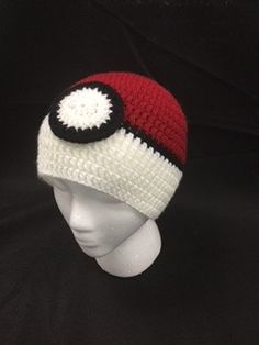 We are happy to bring you the 2nd part of our Pokemon Go free patterns! Trainer hats for your whole family! These hats are also easy enough for beginners.