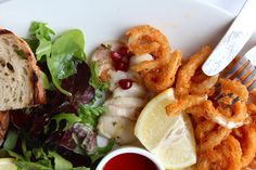... Menu 2015 on Pinterest | Tempura, French fry sauce and Scallop ceviche