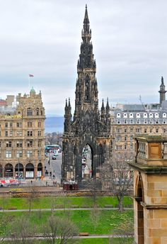 Edinburgh, Scotland...Check